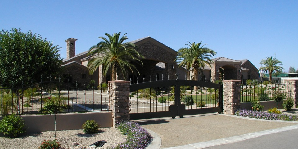 Custom Home Build in Chandler