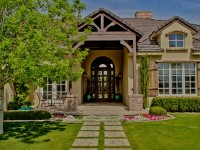 Custom Phoenix Home Front Entry