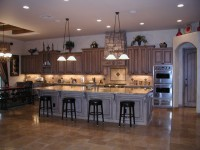 Custom Home Chandler Kitchen
