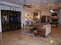 Custom Home Chandler Great Room