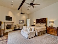 Custom Phoenix Home Master Bedroom