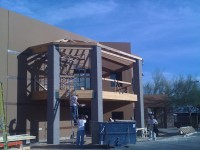 Chandler Hangar Balcony Addition
