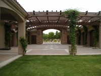 Custom Home Chandler Exterior
