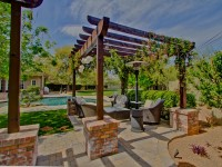 Custom Phoenix Home Outdoor Gazebo