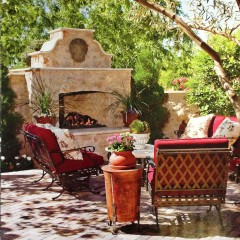 Arcadia Phoenix Custom Home – Featured in Phoenix Home & Garden